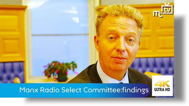 Preview of - Manx Radio Select Committee reports findings