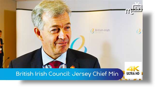 Preview of - BIC: Jersey Chief Minister John Le Fondré