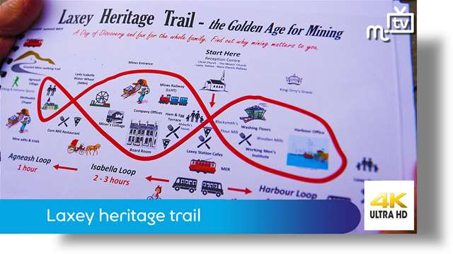 Preview of - Laxey heritage trail