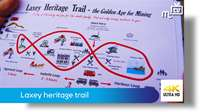 Laxey heritage trail