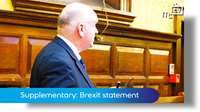 Supplementary Tynwald question: Brexit statement