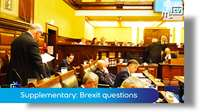 Supplementary Tynwald question: Brexit questions