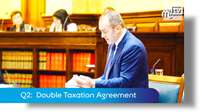 Q2:  Double Taxation Agreement