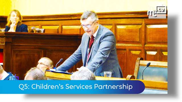 Preview of - Q5: Children's Services Partnership
