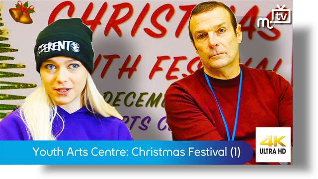 Preview of - Youth Arts Centre: Christmas Festival (1)