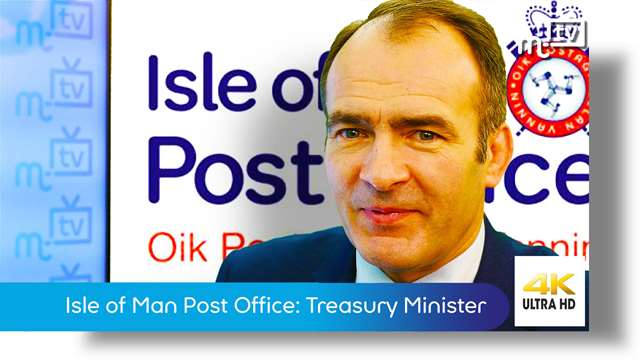 Preview of - Isle of Man Post Office: Treasury Minister