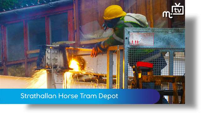 Preview of - Strathallan Horse Tram Depot