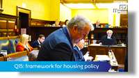 Q15: framework for housing policy