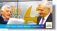 Public service media debate: Manx Radio director reaction (2)
