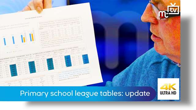 Preview of - Primary School League Tables