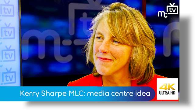 Preview of - Kerry Sharpe MLC: media centre proposal