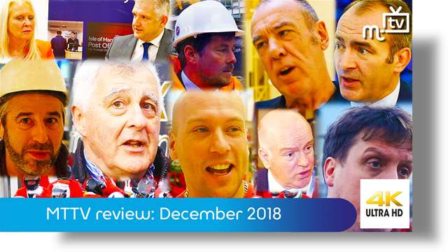 Preview of - MTTV review of the year: December 2018