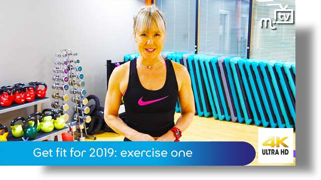 Preview of - Get fit for 2019: exercise one