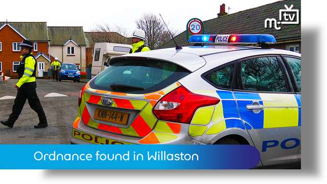 Preview of - Ordnance found in Willaston