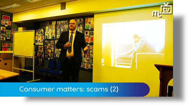 Preview of - Consumer matters: scams (2)