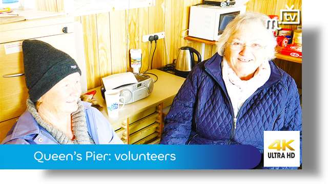 Preview of - Queen's Pier: volunteers