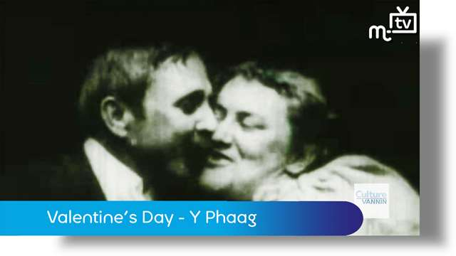 Preview of - Culture Vannin: Valentine's Day - Y Phaag