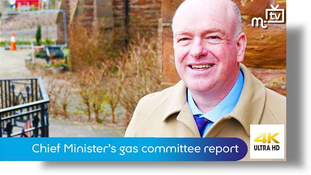 Preview of - Chief Minister's gas committee report