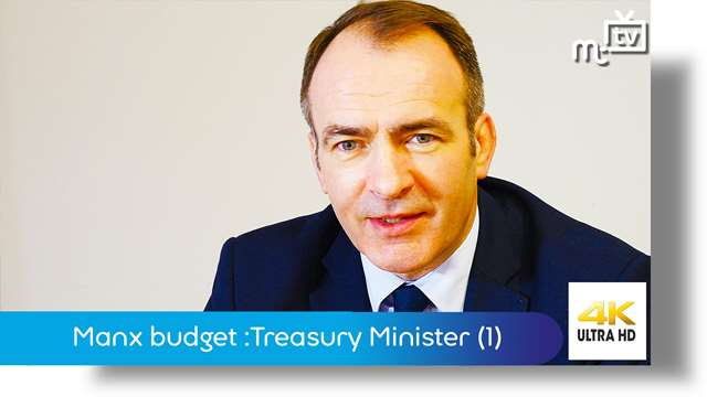 Preview of - Manx budget 2019: Treasury Minister (1)