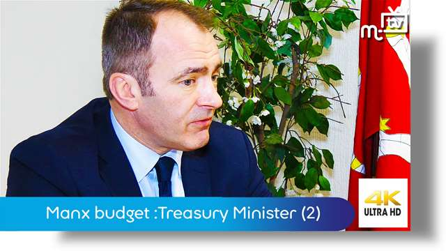 Preview of - Manx budget 2019: Treasury Minister (2)
