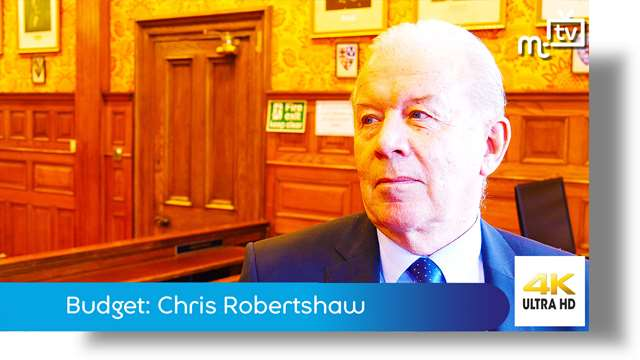 Preview of - Manx Budget 2019: Chris Robertshaw