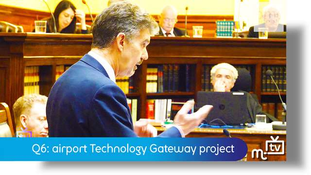 Preview of - Q6: airport Technology Gateway project