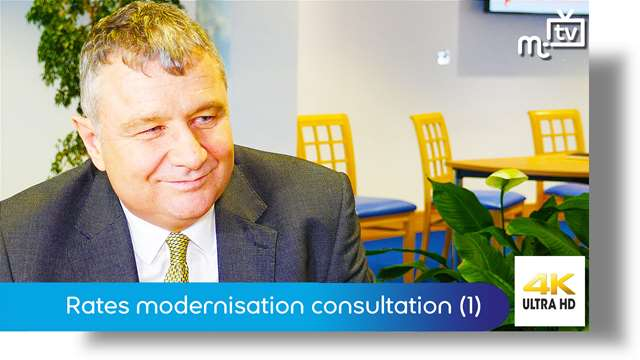Preview of - Rates review & modernisation consultation: Minister