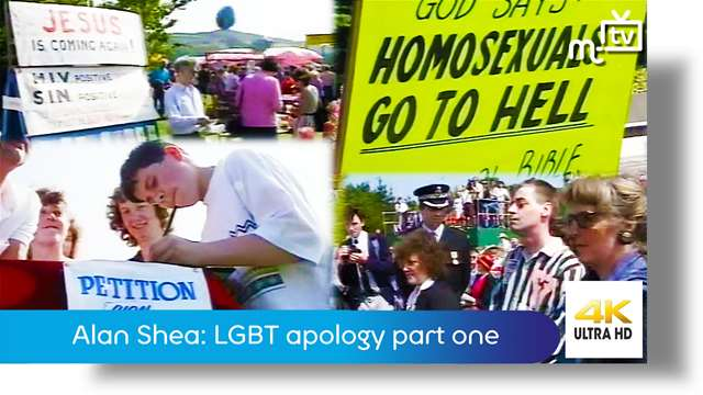 Preview of - Alan Shea: LGBT apology (1)