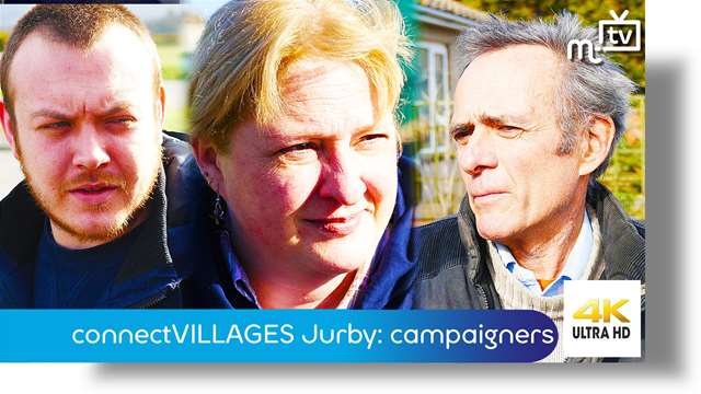 Preview of - connectVILLAGES Jurby: campaigners