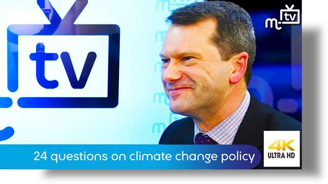 Preview of - MHK to question Minister on climate change policy