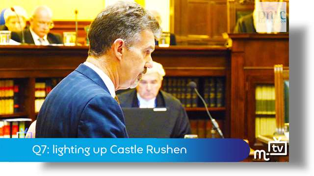 Preview of - Q7: lighting up Castle Rushen
