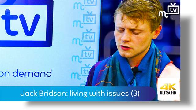 Preview of - Jack Bridson: living with issues (3)