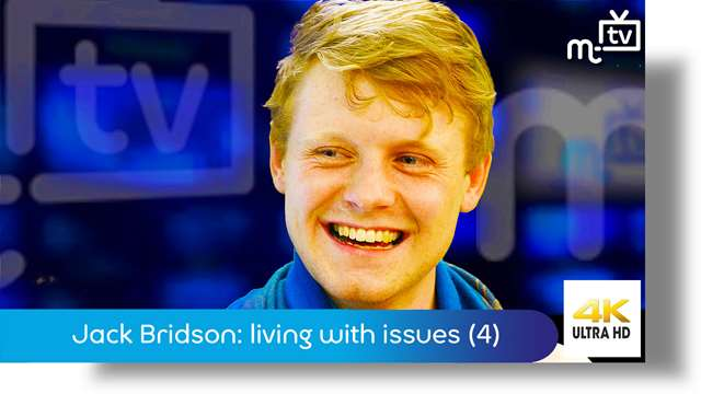 Preview of - Jack Bridson: living with issues (4)