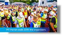 MT Parish Walk 2019: the organisers