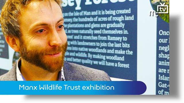 Preview of - Manx Wildlife Trust exhibition