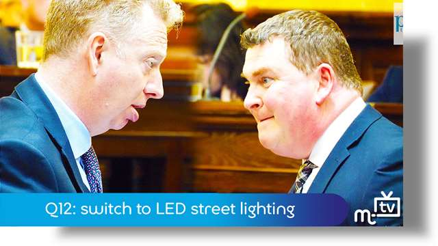 Preview of - Q12: switch to LED street lighting