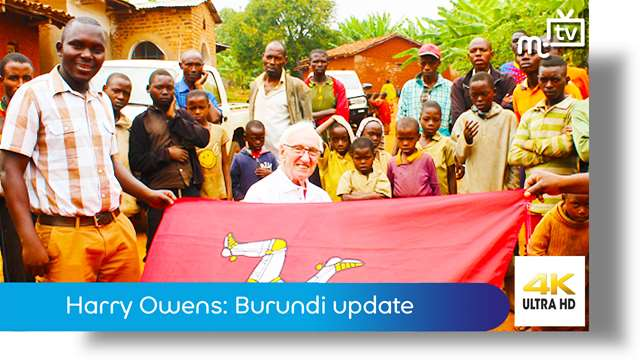 Preview of - Harry Owens: Burundi update