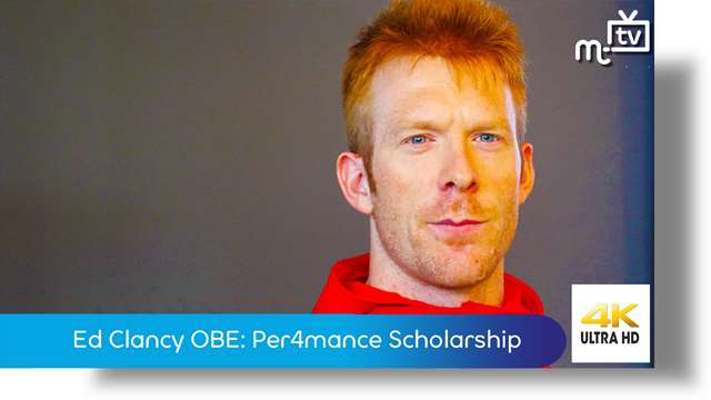 Preview of - Ed Clancy OBE: Per4mance Scholarship