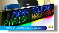MT Parish Walk 2019: Manx Timing Solutions