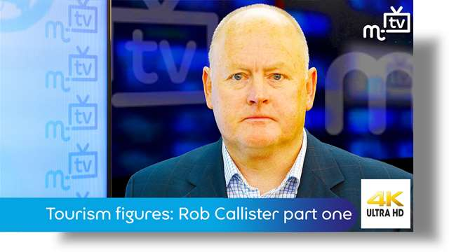 Preview of - Tourism figures: Rob Callister part 1
