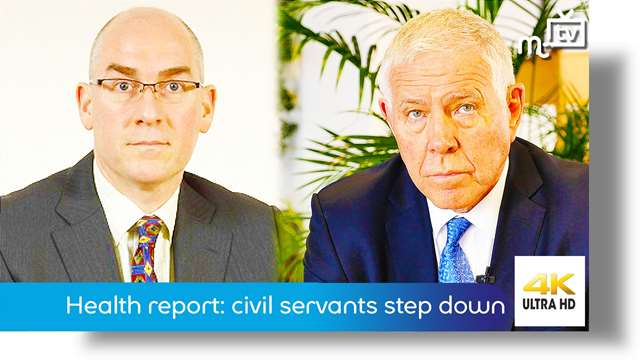 Preview of - Department of Health and Social Care: senior civil servants step down