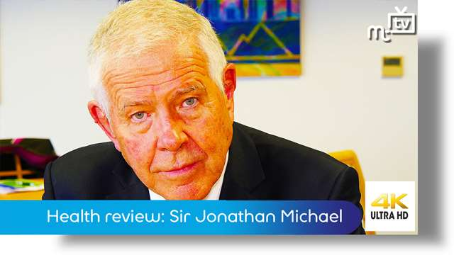Preview of - Health & Social Care review: Sir Jonathan Michael