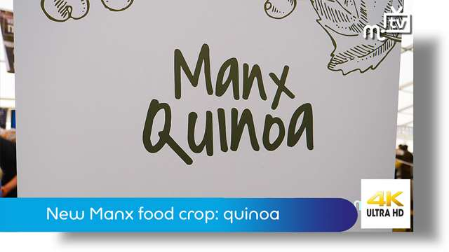 Preview of - New Manx food crop: quinoa