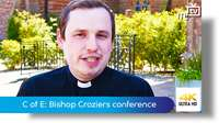 Church of England: Bishop Croziers conference