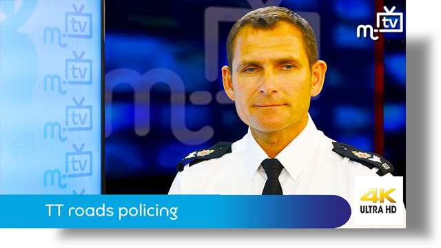 Preview of - TT roads policing