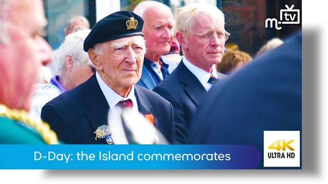 Preview of - D-Day landings: Island commemorates