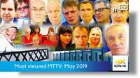 Most viewed MTTV: May 2019
