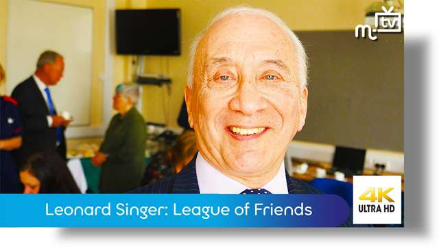 Preview of - Leonard Singer: Ramsey Cottage Hospital League of Friends