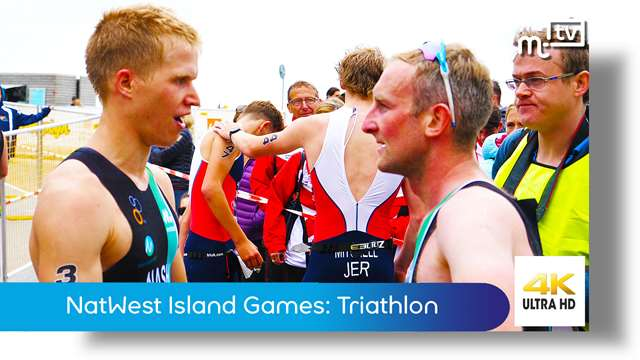 Preview of - NatWest Island Games: Triathlon