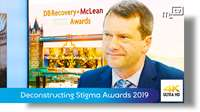 DB Recovery+ McLean Deconstructing Stigma Awards 2019